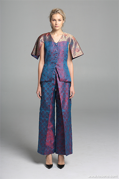 Resene NZ Fashion Tech Colour of Fashion designer Mercedes ...