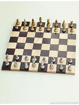 Chess board | Toys and Games - Project 14