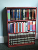 How to make a MDF bookcase