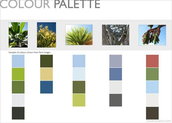Interior Design Color Schemes Generator Printable