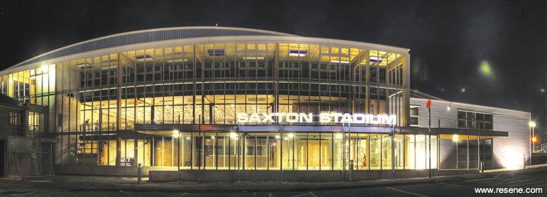 Resene Products In Action Saxton Field Stadium