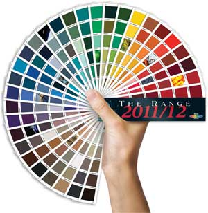 Paint colour trends for 2011 12 from resene paints for Lrv paint color chart