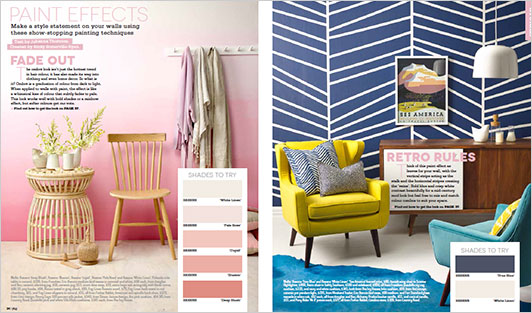 paint colour trends and cues for 2014 from resene paints