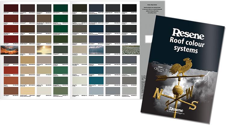 Solagard Roof Paint Colours