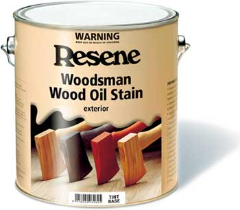 The Resene Exterior Woodcare Collection Of Paints And