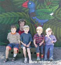 The Resene Mural Masterpieces Competition Kidsfirst
