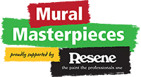 Resene Mural Masterpieces competition