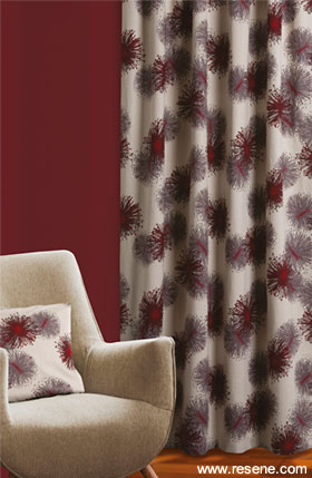 Resene Curtain Collection 2014 Artiste