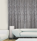 Resene Chevron Curtains