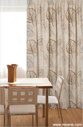 Resene Curtain Collection 2014 Garden Party