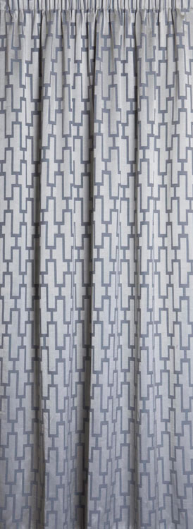 Maze Curtains Bold Abstact Incredible Draping Resene