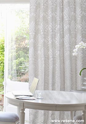 Resene Paradise curtains