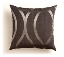 Resene Kinetic Charcoal cushion