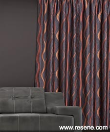 Resene Swivel Curtains