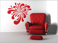 Resene wall decal
