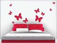 Resene wall decals