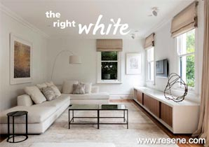 Choosing The Right White Paint Colour