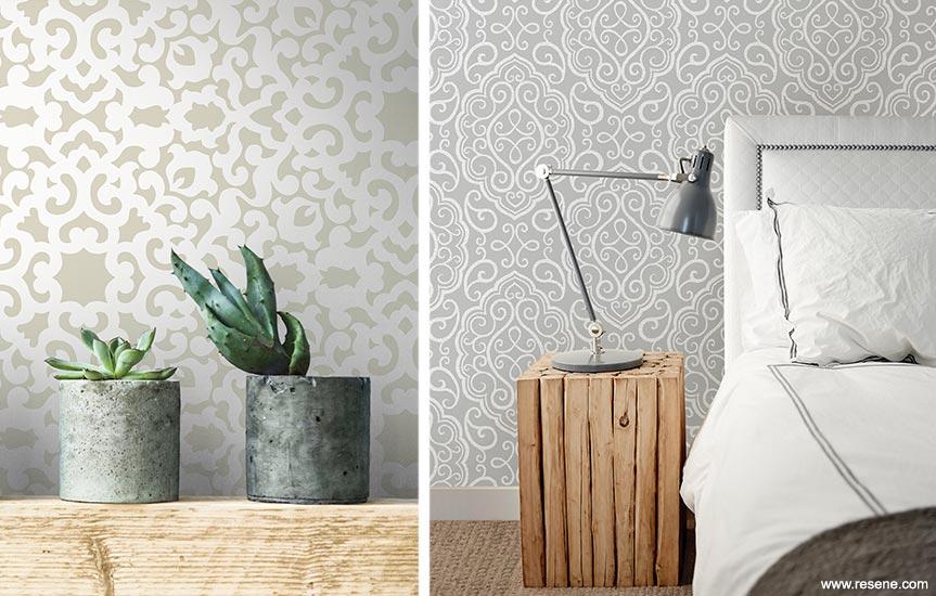 Wallpaper Trends Classics Habitat Plus