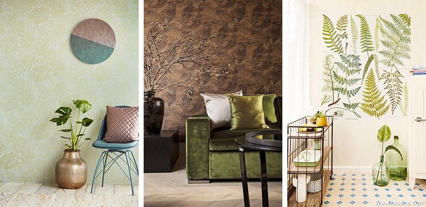 Nature wallpaper trends habitat plus - Is wallpaper in style ...