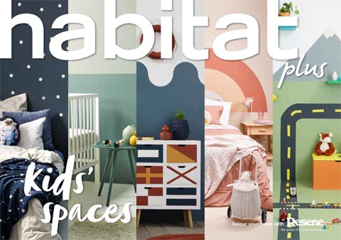 Kids Spaces Inspiration And Colour Habitat Plus Magazine