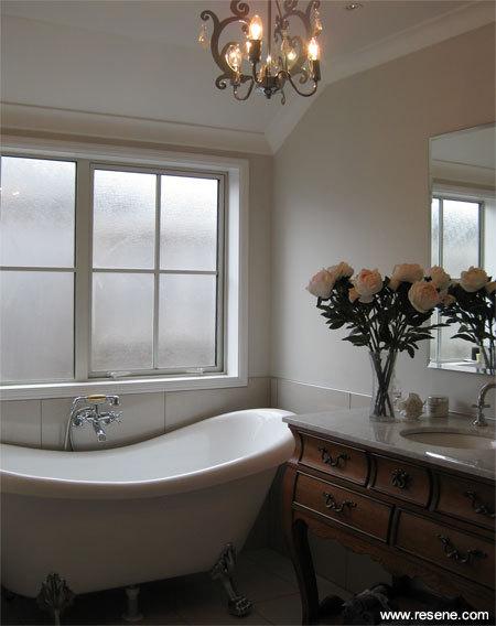 A Simple But Elegant Exterior And Interior Colour Scheme