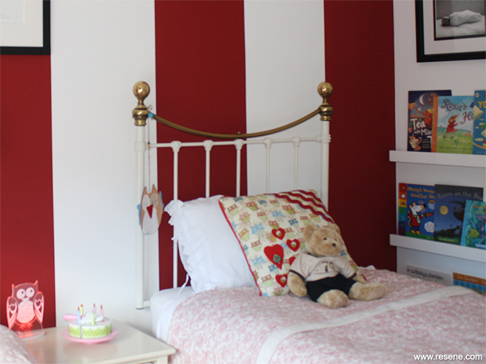 A unisex children 39 s bedroom for grandchildren for Childrens unisex bedroom ideas