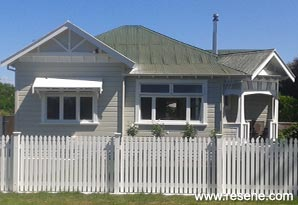 Picturing a picket fence | Resene Decorating inspiration gallery