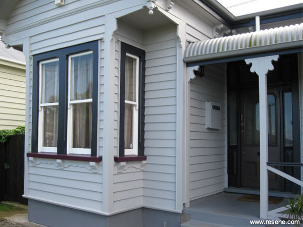 House exterior interior colours on pinterest weatherboard house google and exterior house colours - Exterior paint colours nz image ...
