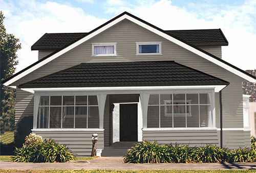Terrific Exterior House Colour Schemes Created By Resene Ezypaint Virtual Largest Home Design Picture Inspirations Pitcheantrous