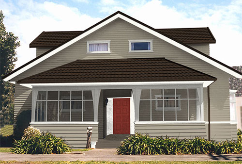 Exterior Paint Color Schemes Bungalow Joy Studio Design Gallery Best Design