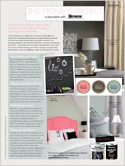 Bedroom decorating ideas from Your Home and Garden magazine