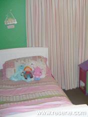 Resene Soft Apple wall girls bedroom