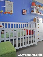 Resene paint in bedroom
