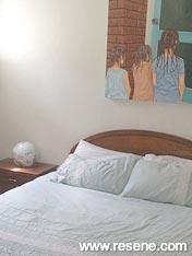 Resene Quarter Sisal bedroom