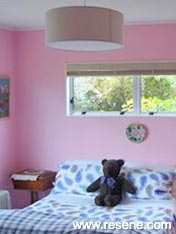 Resene Cupid for a pink guest bedroom