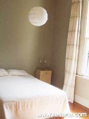 Bedroom painted in Resene Double Bison Hide