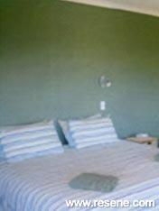 Resene Raptor Bedroom