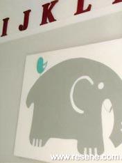 Child's bedroom Resene Eighth Bison Hide
