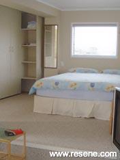 Resene Triple Spanish White bedroom walls