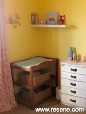 Child's bedroom Resene Sweet Corn