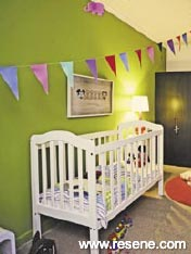 4 designs for childrens' rooms