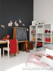 A well thought out space will foster imagination and offer your child a sense of invention and discovery