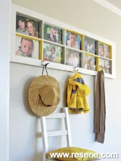 New use for a French door