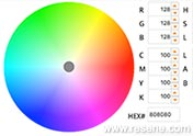 Create your own colour