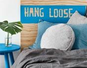 Hang Loose - a teen boy's bedroom