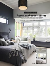 Room makeover series
