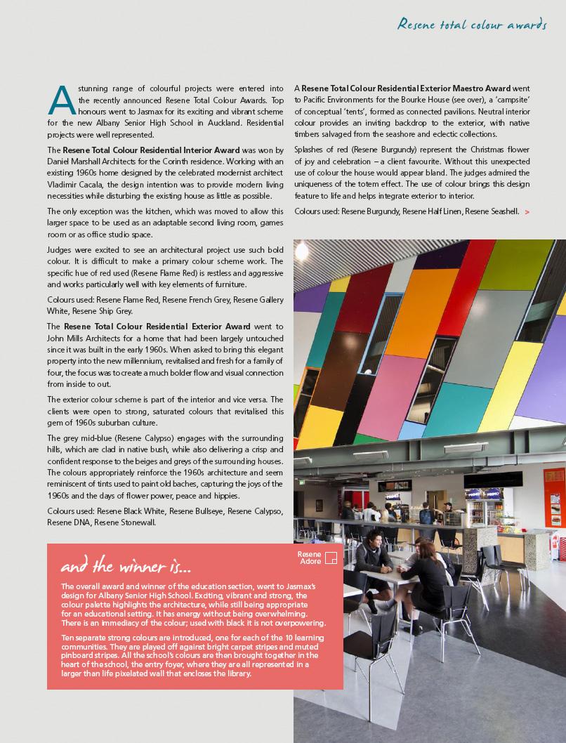 Habitat Magazine Published By Resene Paints
