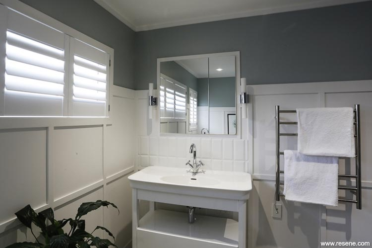 Awash with blue - blue and bathrooms | Habitat magazine ...