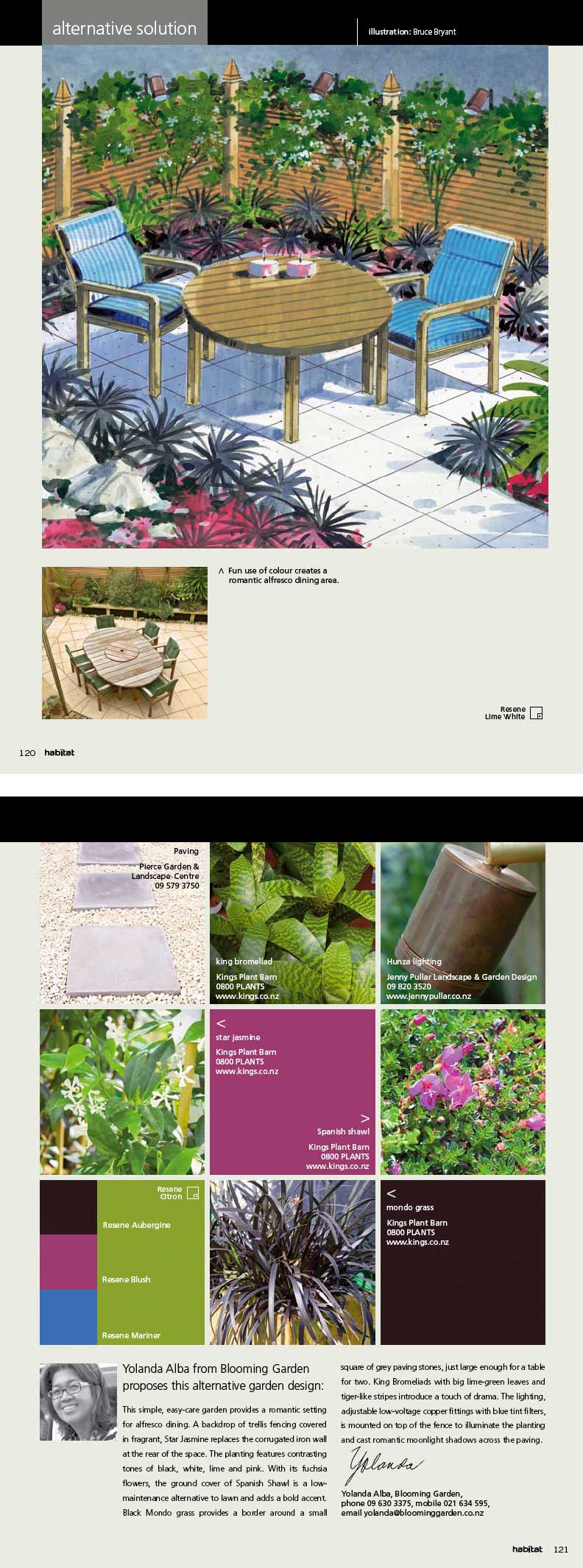 Waikanae Beach home and garden