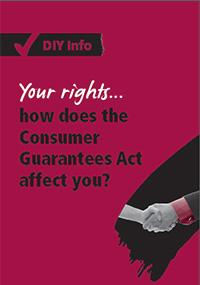 the consumer guarantees